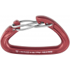 Grivel Plume Twin Gate Carabiner-Purple