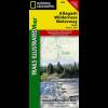 Allagash Wilderness Waterway North Trail Map