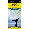 Alaska's Inside Passage Destination Touring Map and Guide