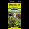 Adirondack Park - Northville / Raquette Lake Trail Map
