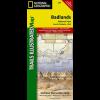 Badlands National Park Trail Map