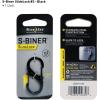 Nite Ize S-Biner SlideLock Size 2, Black