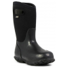 Bogs Durham Solid Boot,Black,Size 12