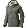 Mountain Hardwear BoundarySeeker Jacket - Women's-Green Fade-Large