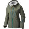 Mountain Hardwear BoundarySeeker Jacket - Women's-Green Fade-Small