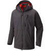 Mountain Hardwear BoundarySeeker Jacket - Men's-Shark-Large