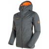 Mammut Nordwand HS Thermo Hooded Jacket, Storm, Large