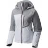 Mountain Hardwear Vintersaga Insulated Jacket - Women's-White Steam-Medium