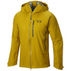 Mountain Hardwear Alchemy Hooded Jacket - Men's-Inca Gold-X-Large