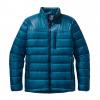 Patagonia Fitz Roy Down Jacket - Men's-X-Large-Smolder Blue