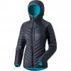 Dynafit TLT Hybrid Primaloft Hood Jacket, Asphalt, 34