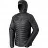 Dynafit TLT Hybrid Primaloft Hood Jacket, Asphalt, Extra Large