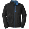 Outdoor Research Ascendant Jacket - Men's-Black/Tahoe-Large