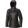 Columbia OutDry Ex Stratch Hooded Shell - Women's-Black-X-Small
