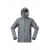 Bergans of Norway Sky Jacket - Men's-Solid Grey/Solid Charcoal/Pumpkin-Small