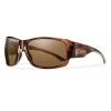 Smith Dockside Sunglasses, Havana Frame, Polarized Brown Lens, Polarized