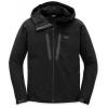 Outdoor Research Ferrosi Summit Hooded Jacket - Men's-Black-Medium