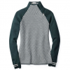 Smartwool Dacono Funnel Neck Sweater, Lochness Heather, Small