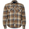 Marmot Arches Insulated Long Sleeve Flannel Shirt   Men's, Black, L