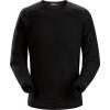 Arc'Teryx Donavan Crew Neck Sweater - Men's-Black-Large