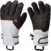 Mountain Hardwear FireFall Glove - Men's-Grey Ice-Small