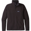 Patagonia Lightweight Better Sweater Marsupial Pullover - Men's-Black-Small