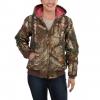 Carhartt Camo Active Jacket for Womens, Realtree Xtra, Large/Regular