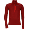 Marmot Neothermo 1/2 Zip   Men's  Brick Medium
