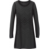 Prana Delia Dress - Women's-Charcoal-Large