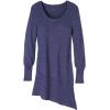 prAna Felicia Tunic Sweater - Women's -Gray Indigo-X-Large