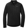 Outdoor Research Ferrosi Windshirt - Men's-Black-Small
