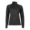 Marmot Stretch Fleece Jacket   Women's Black Small