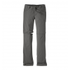 Outdoor Research Ferrosi Convertible Pants - Women's-Pewter-Regular Inseam-2