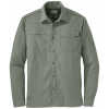 Outdoor Research Baja Long Sleeve Sun Shirt - Men's-Sage Green-Medium