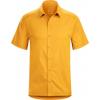 Arc'Teryx Transept Short Sleeve Shirt - Men's-Fired Clay-Small
