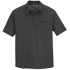 Outdoor Research Astroman Short-Sleeve Sun Polo - Men's-Charcoal-Small