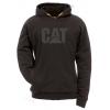 Caterpillar Performance Lined Hoodie, Black, 2XL