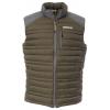 Caterpillar Defender Insulated Vest, Army Moss, 2XL