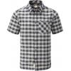 Rab Maverick Short Sleeve Shirt - Men's-Deep Denim/Pimice-Large