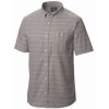 Mountain Hardwear Codelle Short Sleeve Shirt - Men's-Steam-Small