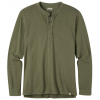 Mountain Khakis Mixter Henley Shirt - Men's-Field Green-Small