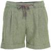 Woolrich Outside Air Eco Rich Linen Blend Short - Women's-Moss-Medium