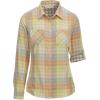 Woolrich Conundrum Eco Rich Convertible Shirt - Women's-Apricot Buffalo-Medium