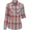 Woolrich Conundrum Eco Rich Convertible Shirt - Women's-Teaberry Buffalo-X-Large