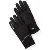 Smartwool PhD HyFi Wind Training Gloves - Men's -Black-X-Large