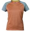 La Sportiva Flight T-Shirt - Women's-Ice Blue/Coral-X-Large