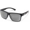 Suncloud Rambler Sunglasses-Matte Black-Gray