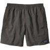 Patagonia Baggies Longs 7 Inch Shorts - Men's-Forge Grey-Small