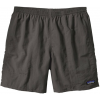 Patagonia Baggies Longs 7 Inch Shorts - Men's-Forge Grey-Large