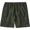 Patagonia Baggies Longs 7 Inch Shorts - Men's-El Nino Camo/Carbon-Large